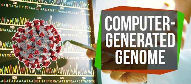 computer generated genome