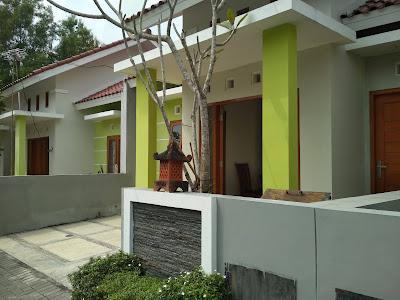Jual Rumah Minimalis Tipe 36 di Bangunjiwo Bantul