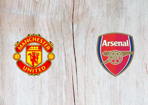 Manchester United vs Arsenal -Highlights 01 November 2020