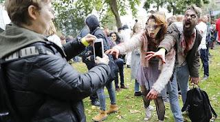 hari zombie se dunia