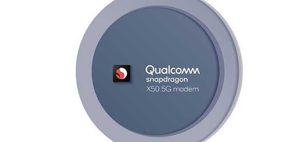 Qualcomm Snapdragon X50 5G modem officially announced