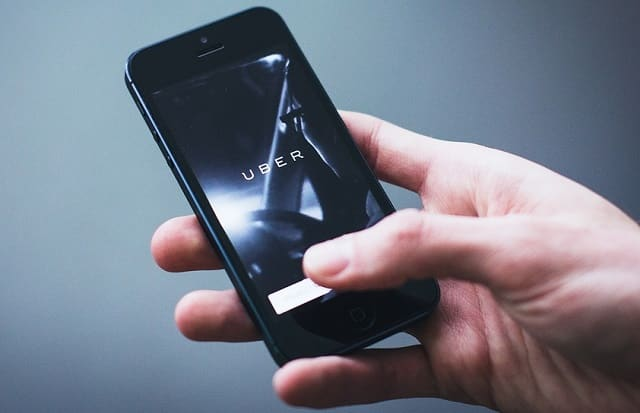 technology revolutionizing private hire industry uber taxi cabs ride sharing bootstrap business
