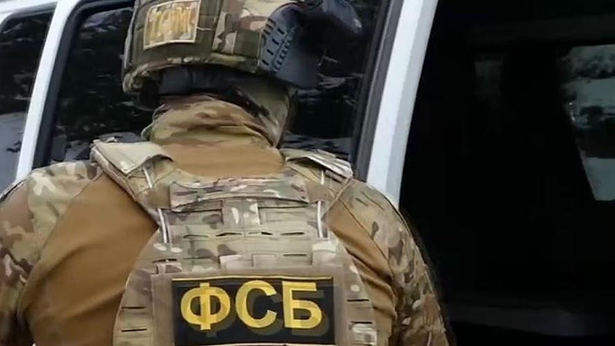 Η ρωσική υπηρεσία ασφαλείας έθεσε υπό κράτηση Ουκρανό διπλωμάτη