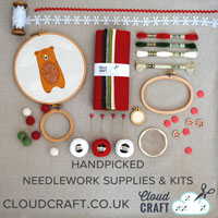 Cloud Craft - hand picked needlework supplies and kits