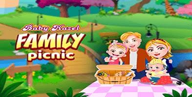 لعبة بيبي هازل نزهة عائلية جديدة