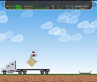 Game trực thăng vận chuyển hấp dẫn