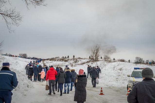 Реконструкция боя при Соколово 9.03.2018 - 17