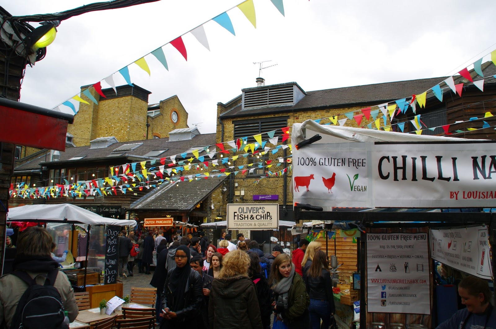 Camden Lock Markets London