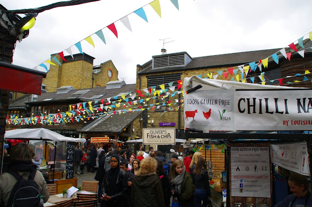 Camden Lock Markets London