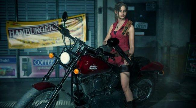 Resident Evil 2 Remake ? Erste (unvermeidliche) Nackt-Mod erschienen