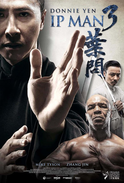 Sinopsis Ip Man 3 The Movie [C-Movie]