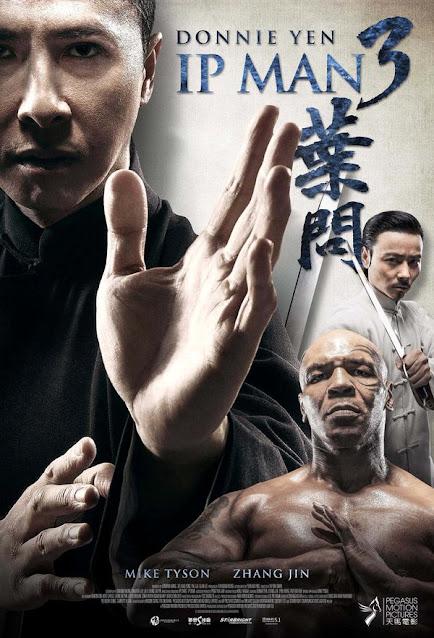 Sinopsis Ip Man 3 The Movie [C-Movie]