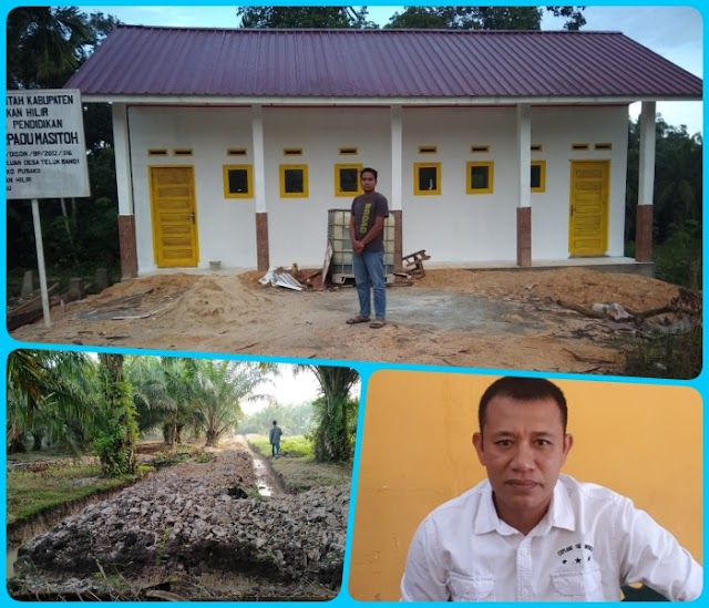 Norman Angkat Bicara dan Klarifikasi Tudingan BPKep Teluk Bano I