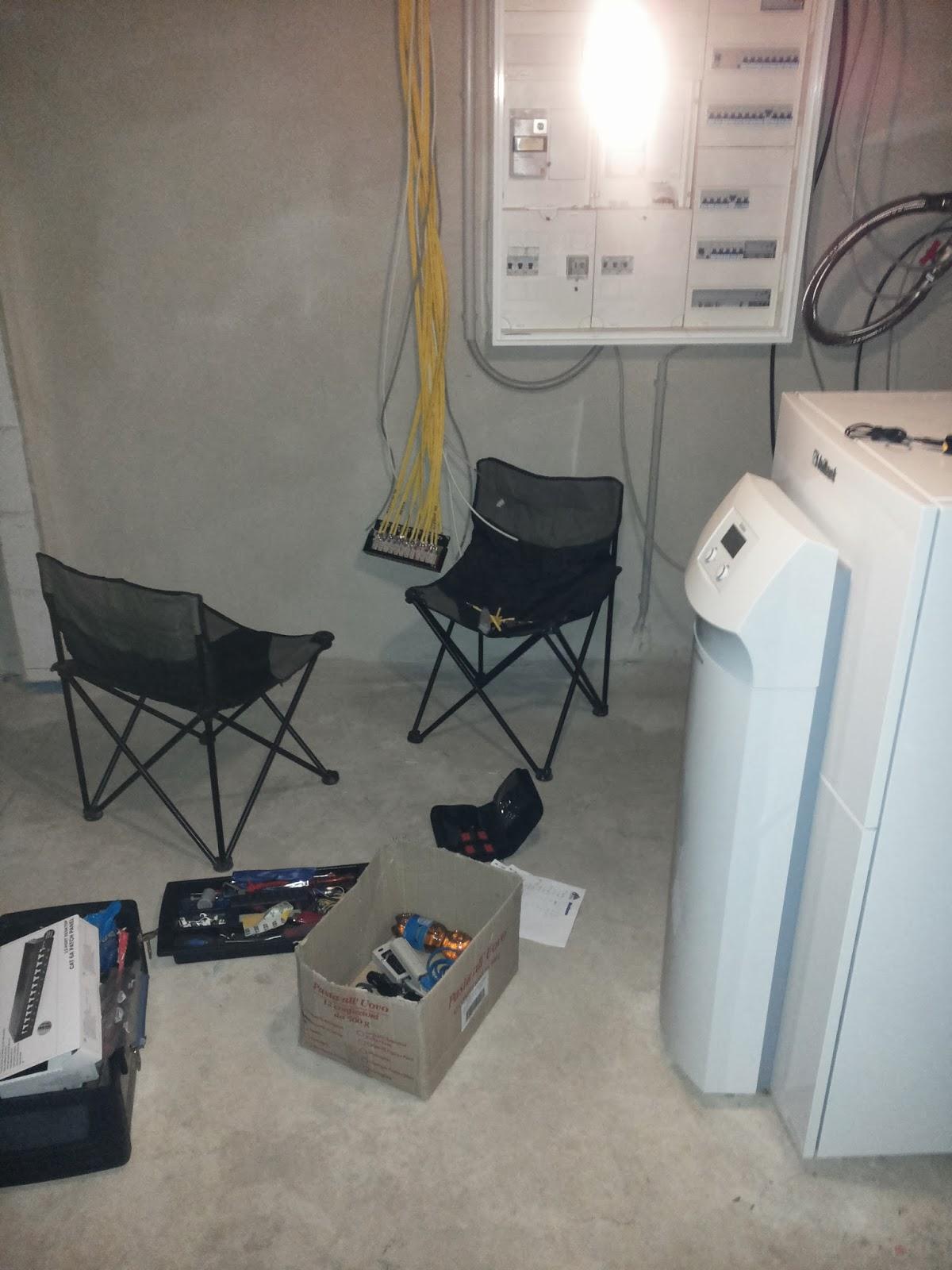 Wir Bauen Ein Zuhause Netzwerkverkabelung