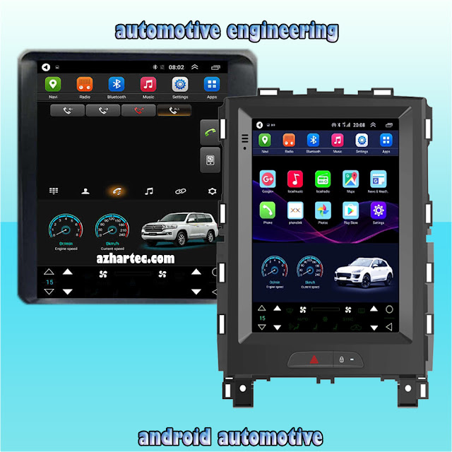 android automotive engineering