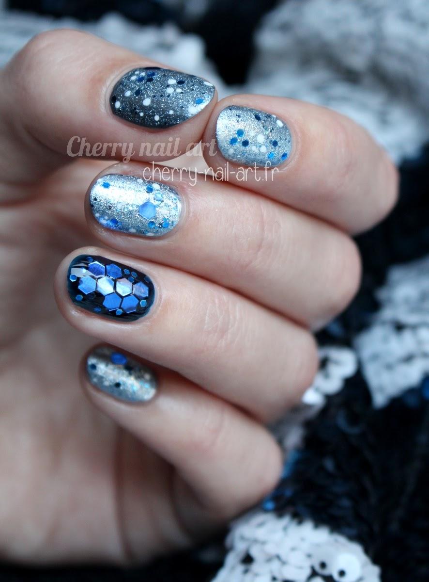 CHERRY NAIL ART - Blog mode beauté: 2 nail art faciles au vernis et ...