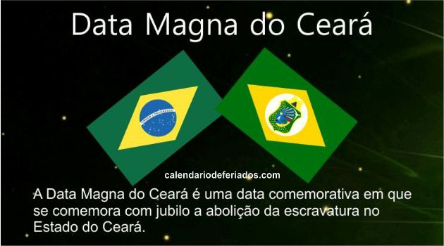 Data Magna do Ceará