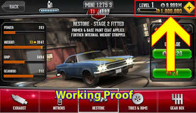 CSR Racing 2 Cheats Hack For Android Phone & Also PC (2016)