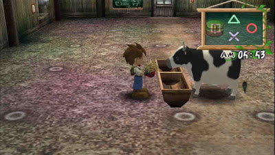 Harvest Moon A Wonderful Life ISO PS2 (PC)