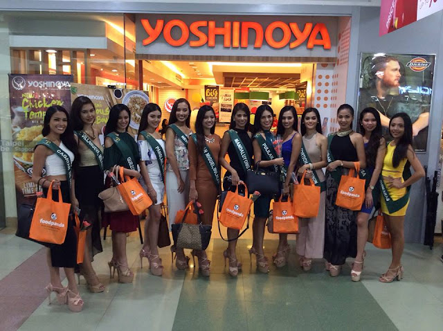 Yoshinoya SM North EDSA X Miss Philippines Earth 2017!