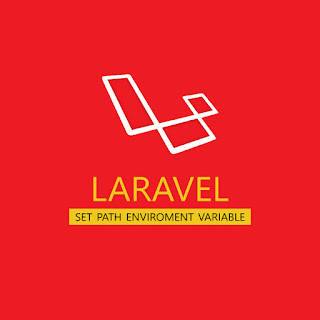 set path enviroment variable laravel