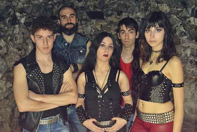 Το συγκρότημα Kramp