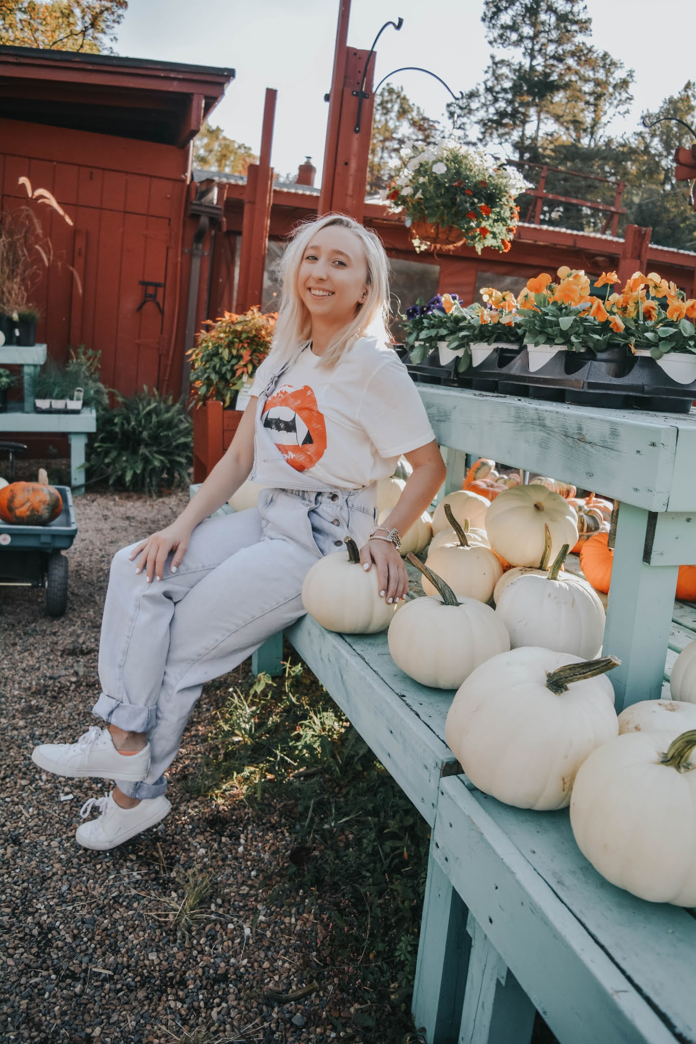 How I Style Thrift Finds: Overalls