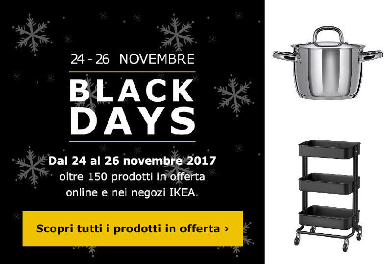 IKEA Black Days 2017