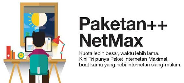 Paketan++ NETMAX