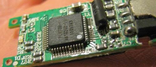 Alcor Micro SC708/FC8708/AU6987/AU6990 Format tools