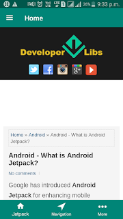 jetpack-navigation-architecture-home