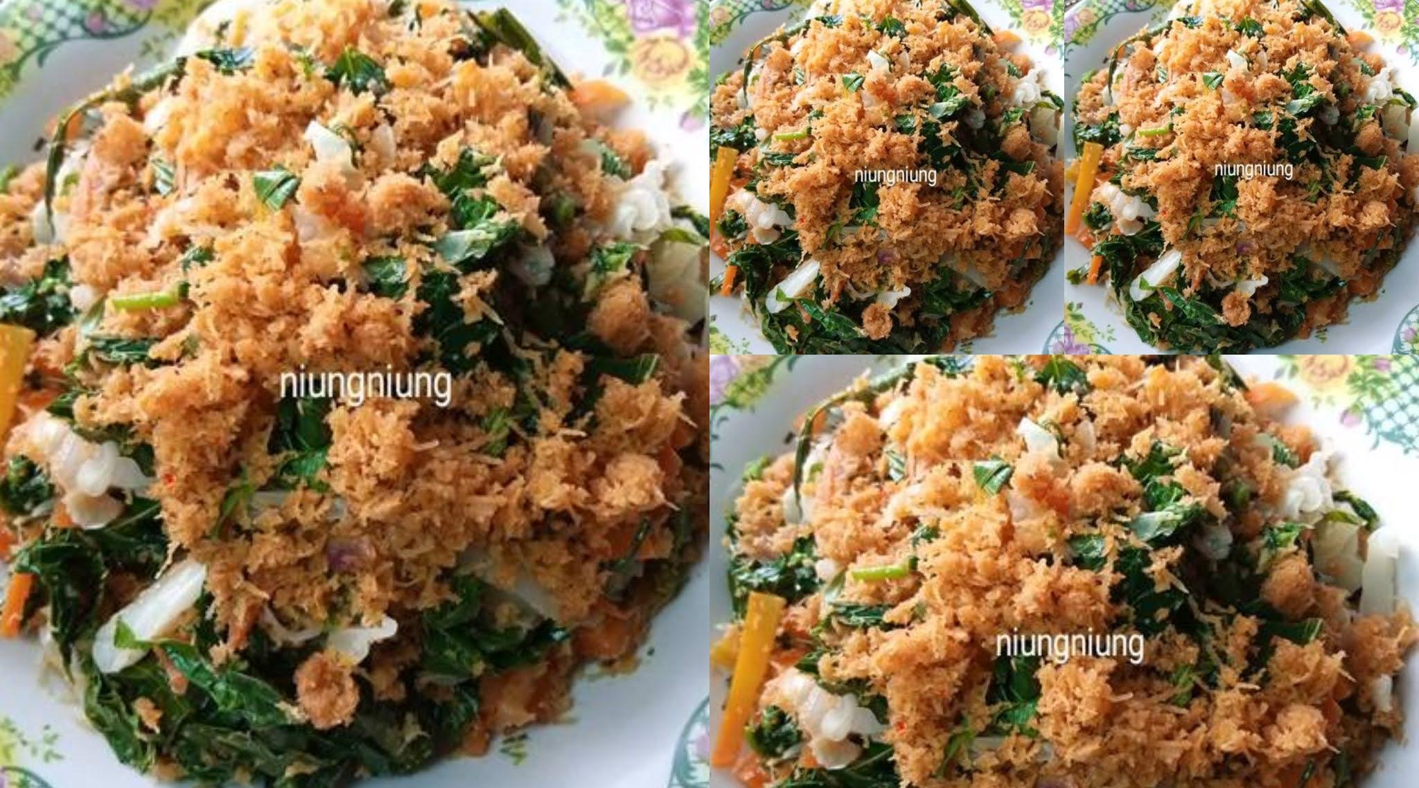 Urap Sayur Tidak Mudah Basi By Niung Niung