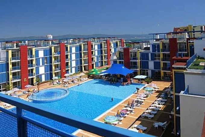Apartment for sale Sunny beach (Nesebar) - ONE BEDROOM APARTMENT WITH UNDERGROUND PARKING PLACE !!! € 34,900 67 m2