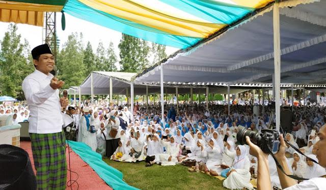 Pengajian Akbar Peringatan Isra' Mi'raj Nabi Muhammad SAW