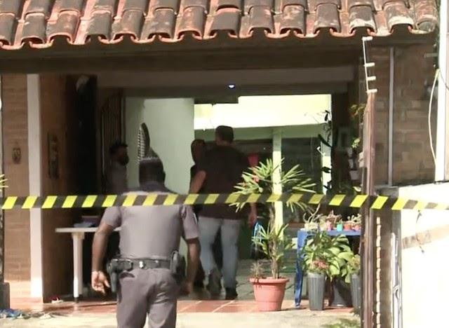 Pinheirinho.Net: Suspeito de matar mãe e filhas a facadas é morto em  confronto com a PM