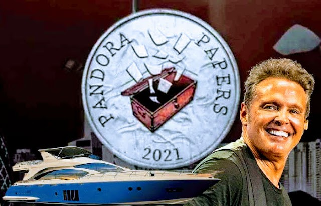 """Cantante Luis Miguel utilizó offshore para comprar su yate '""""Sky"""""""