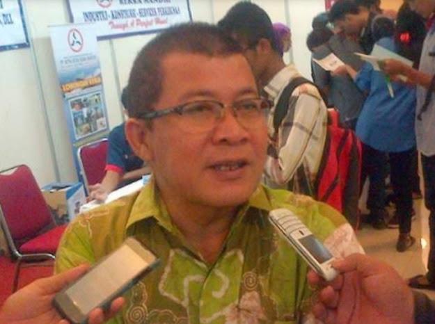 Sekretaris Gugus Tugas Covid-19. Kota Cilegon, Ir Erwin Harahap ( Foto:dok)