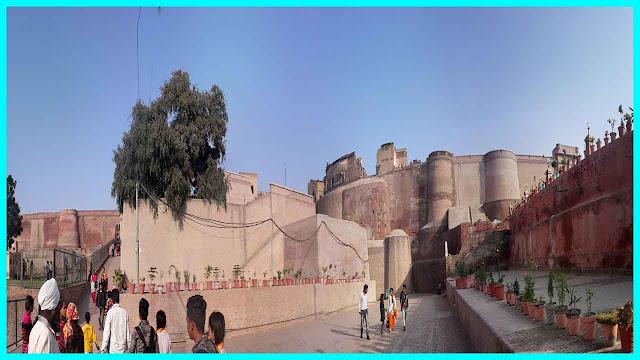 Qila Mubarak, Bhatinda