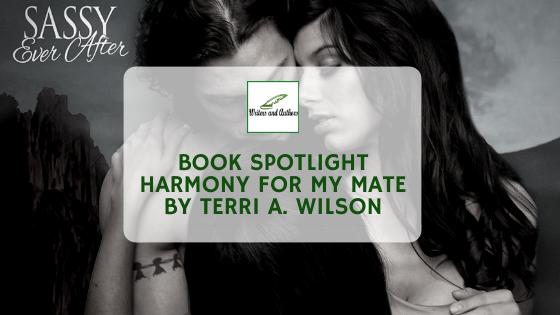 Book Showcase: Harmony For My Mate by Terri A. Wilson