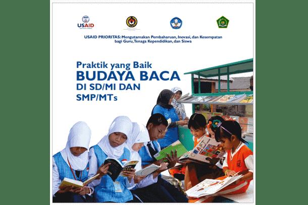 Buku Praktik yang Baik Budaya Baca di SD/MI dan SMP/MTs
