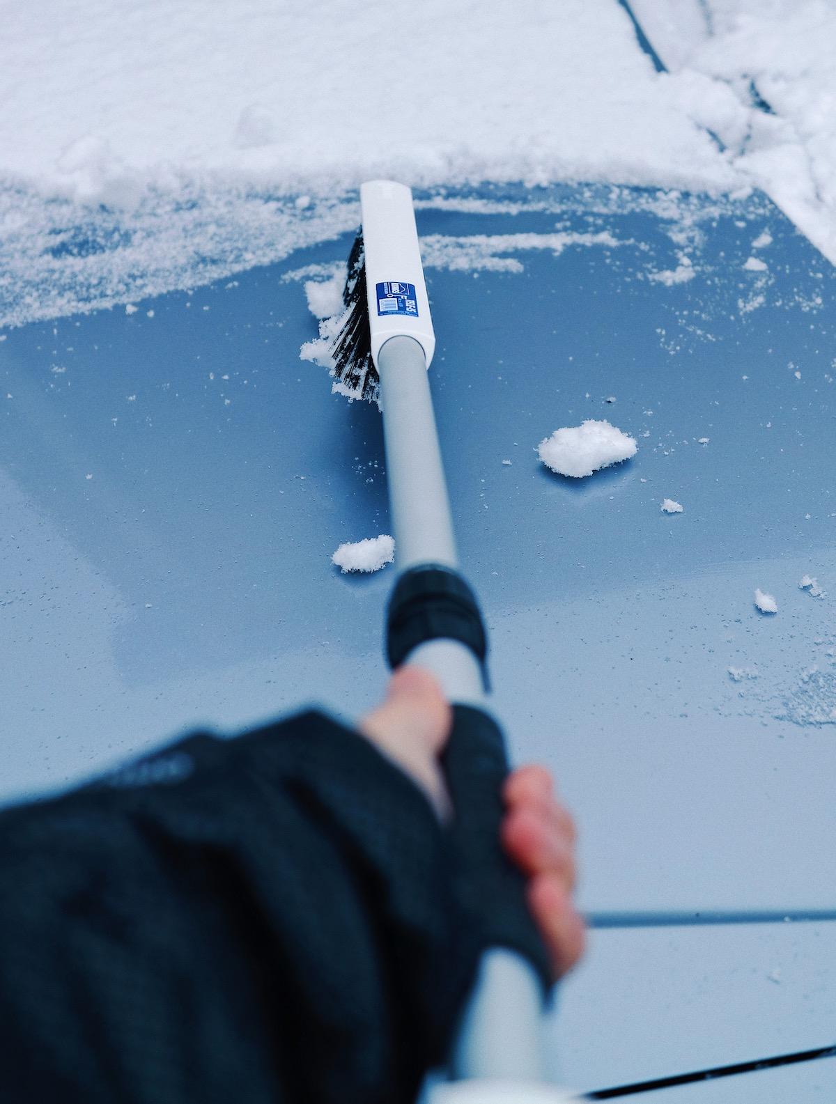 Das Schlachtschiff direkt beim ersten Schnee ist und bleibt für mich der Tele-IS.