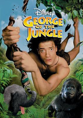 George of the Jungle 1997 Dual Audio Hindi 300mb BRRip Download