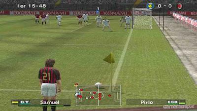 Download Game Pro Evolution Soccer 2006 (PES 6) PC