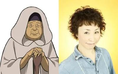 Mitsuki Saiga como Hayase