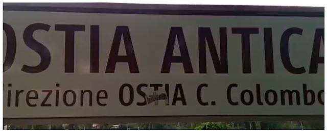 Un giro per la stazione di Ostia Antica... e dintorni