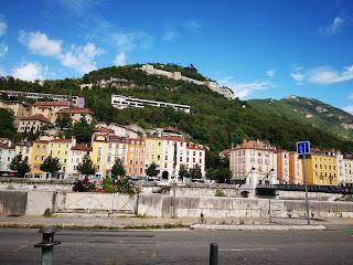 Bastiglia+Grenoble+Francia