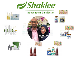 Shaklee ready stock