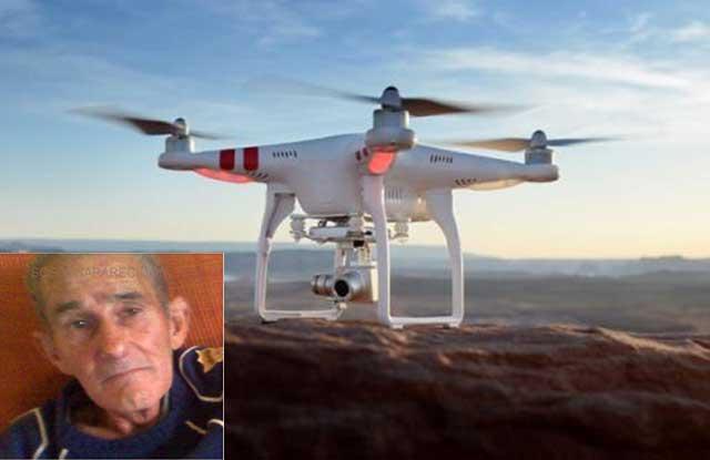 Buscan con drones a hombre desaparecido en Santa Úrsula, Tenerife