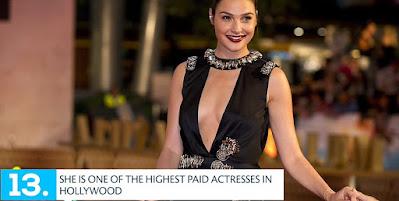 15 Things Gal Gadot Hollywood Actress Biography Wikipedia