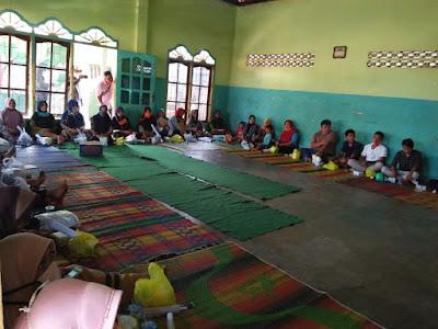 PAC Muslimat Desa Pelindung Jaya Siap Menangkan Pasangan DA-DI